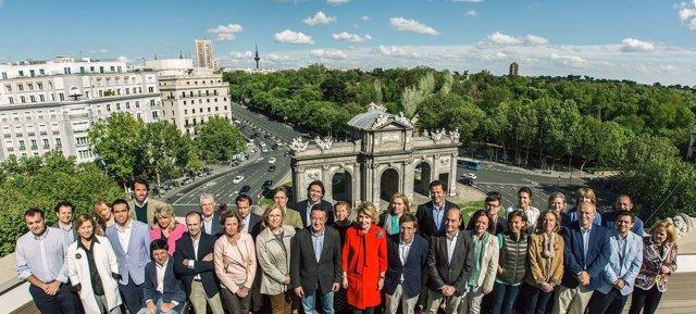 PP en el Ayuntamiento de Madrid