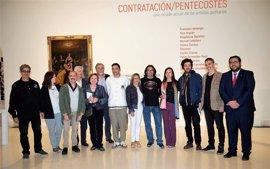 Una exposición de 20 artistas de Cádiz presenta una mirada contemporánea del Tricentenario