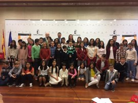 Un alumno conquense estará con Felipe VI entre los ganadores de ¿Qué es un Rey para ti?'