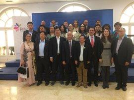 Una delegación de la provincia china de Hainan descubre 'Costa de Almería' en un fam trip