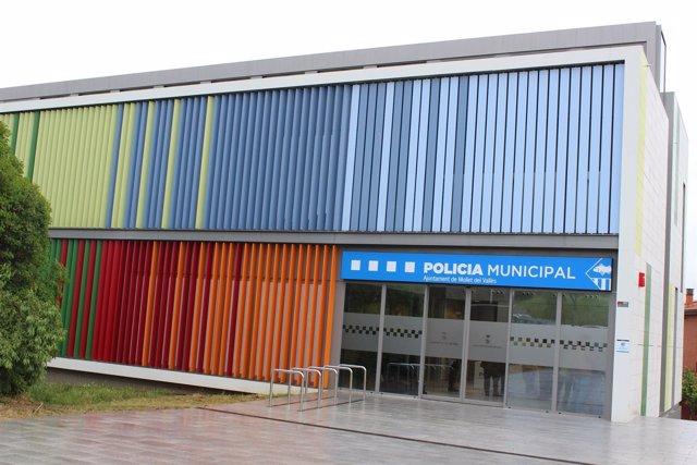La nueva comisaría de Mollet del Vallès