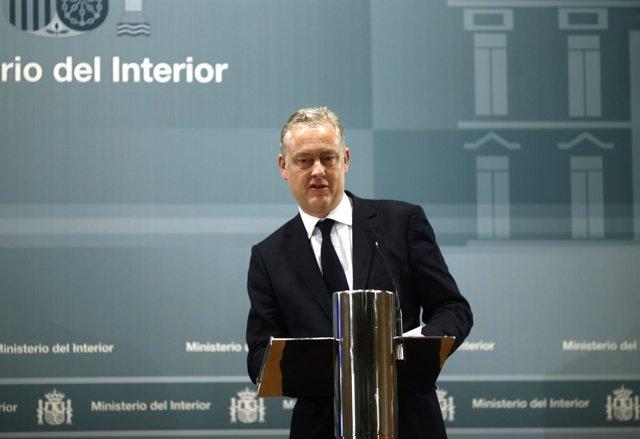 Simon Manley, embajador de Reino Unido en España