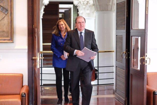 Herrera presenta los presupuestos de 2017