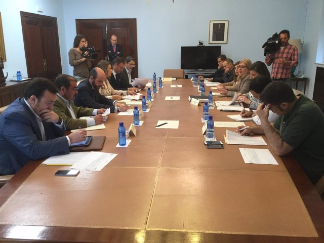 Comisión provincial del Aepsa.