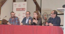CCOO pide a la Junta que C-LM cuente con un Instituto de Prevención de Riesgos Laborales