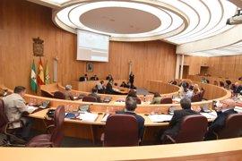 El pleno de la Diputación insta al CGPJ a ubicar en Granada las nuevas secciones del TSJA