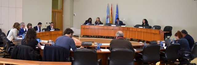Comisión de Agricultura del Parlamento de Galicia