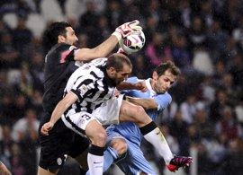 La Juventus busca aparcar la 'Champions' y acariciar el Scudetto en Bérgamo