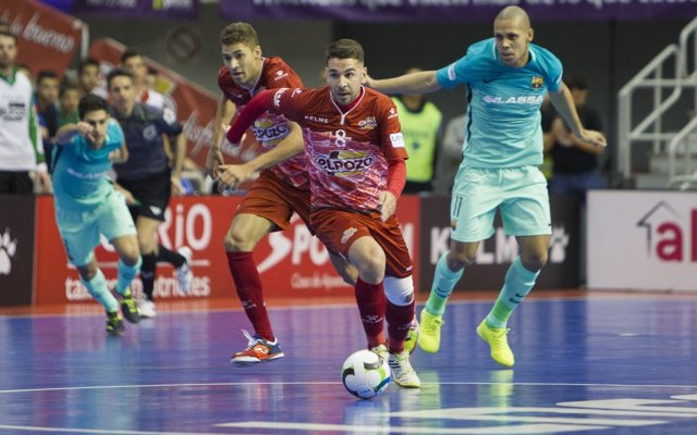 ElPozo Murcia-FC Barcelona Lassa