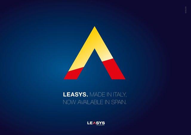 Logotipo de Leasys
