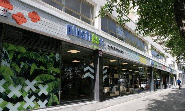 Supermercado Plusfresc