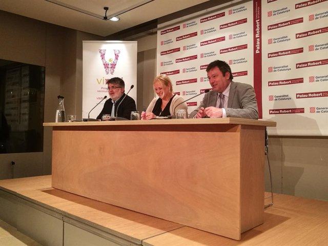 Premis Vinari de los vermuts catalanes