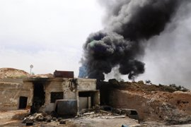 Bombardeados dos hospitales de la provincia siria de Idlib, bastión opositor