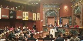 López Miras pierde la primera votación en la primera sesión del debate de investidura