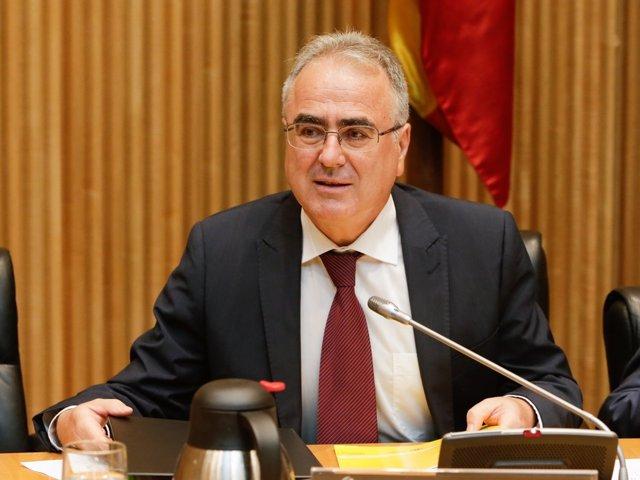 Ángel Yuste, secretario general de Instituciones Penitenciarias