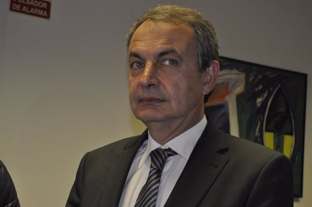Rodríguez Zapatero, esta tarde en un acto en la sede del PSOE en Zaragoza