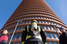 """""""Sin resultado"""" la reunión por la huelga de los bomberos en la Feria de Sevilla"""