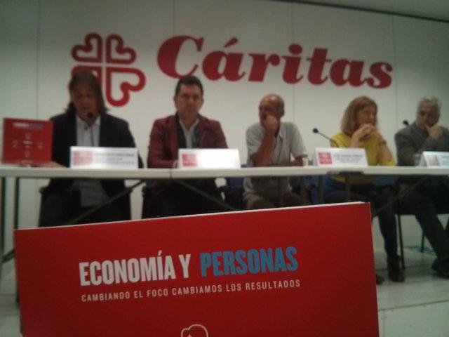 Informe Cáritas Economía y Empresas
