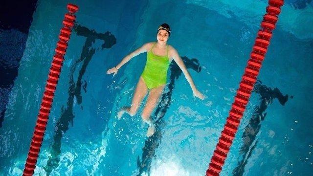 La nadadora Yusra Mardini