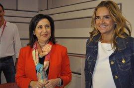 """Robles (PSOE) dice que Rajoy """"ha mirado para otro lado"""" ante la corrupción"""