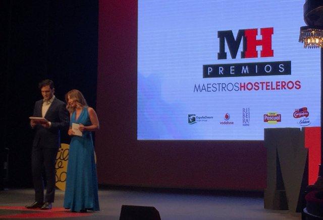 Gala Maestros Hosteleros de Castilla y León Televisión