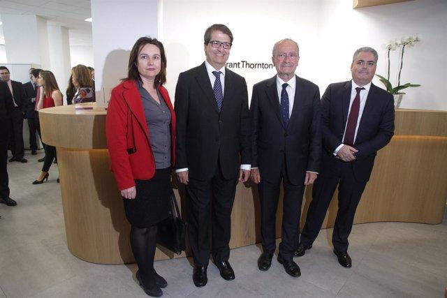 Martín Rojo, Martínez Borrell, De la Torre y Cruces en Grant Thornton