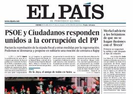 Las portadas de los periódicos de hoy, viernes 28 de abril de 2017