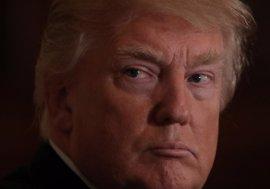 """Trump dice que """"existe la posibilidad"""" de """"un gran, gran conflicto"""" con Corea del Norte"""