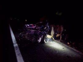 El fallecido en el accidente de la A-3 en Iniesta es el conductor que iba en sentido contrario a la marcha