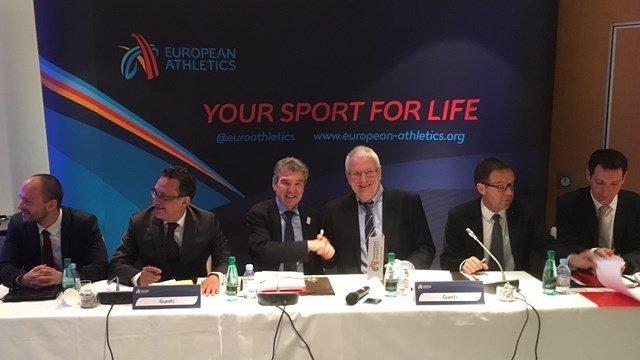 París Campeonatos Europa Europeos Atletismo 2020