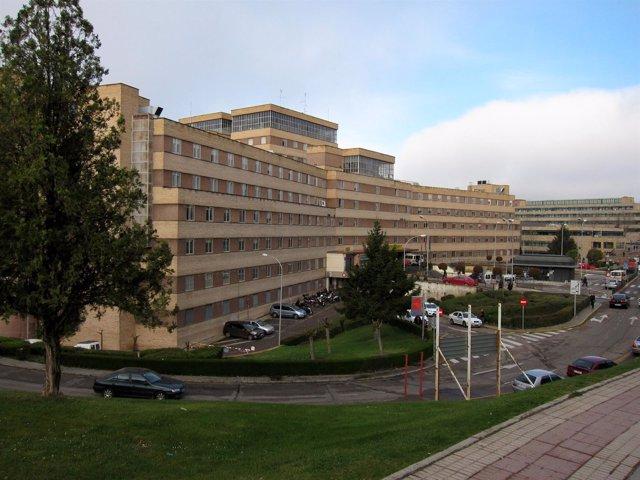 Hospital Clínico Universitario De Salamanca.
