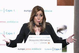 """Susana Díaz afirma que España necesita un PSOE """"reconocible, que genere confianza a los ciudadanos"""""""