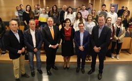 """El periodista Sergio Martín defiende que """"lo importante es la pasión y el buen trabajo, no las audiencias"""""""