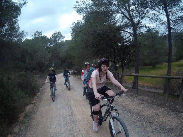 Ruta cicloturista de Valencia Adventure