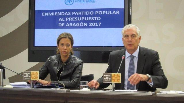 Marián Orós y Antonio Suárez.