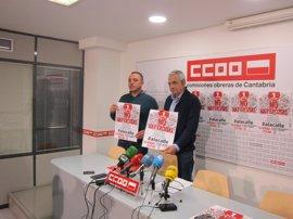 UGT y CCOO llaman a reivindicar la recuperación de los derechos laborales en el 1 de Mayo