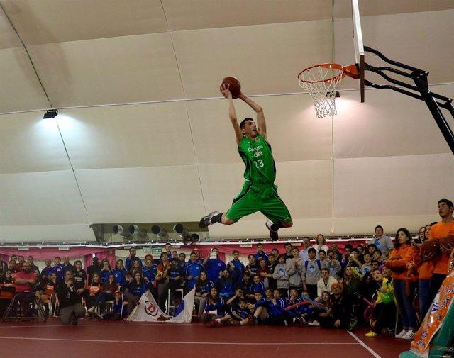 Torneo de Baloncesto en Marina d'Or