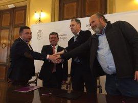El Acuerdo del Diálogo Social de la Provincia de Burgos permitirá la contratación de 700 personas