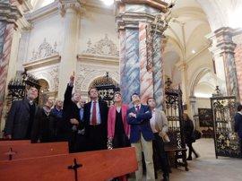 La Comunidad expondrá en la próxima reunión del Consejo de Patrimonio de España la recuperación de Lorca tras seísmos