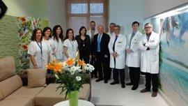 Una 'sala confort' para reducir el estrés de los pacientes psiquiátricos en Hospital Santa Lucía