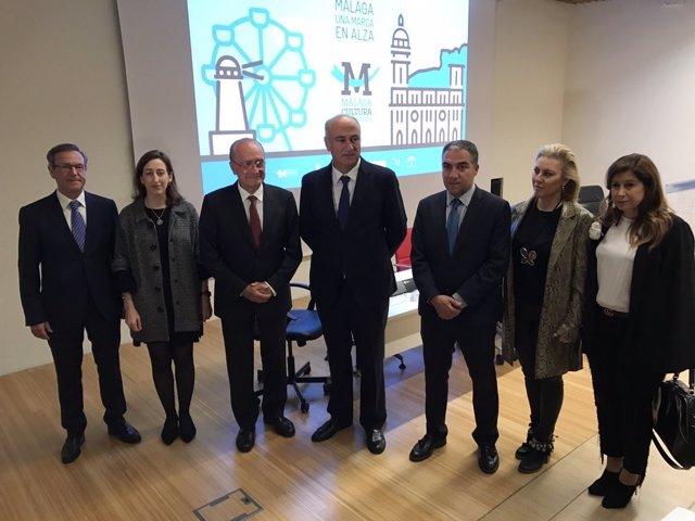 Presentaciçon del Plan Decenio en Málaga