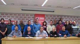 CCOO irá a huelga en Geacam si en junio no está creada la mesa de negociación colectiva