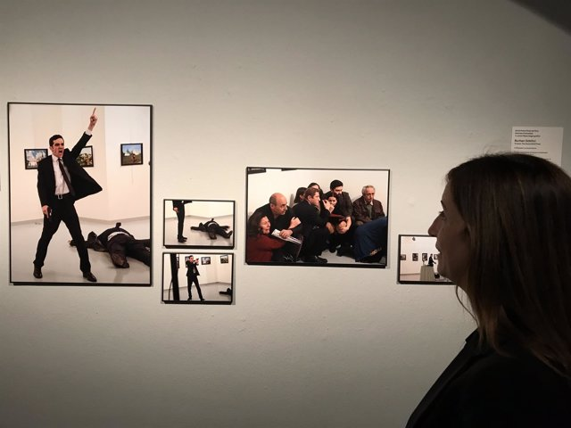 La exposición del World Press Photo (WPP) en el CCCB de Barcelona