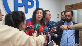 """López (PP-A) cree que los afiliados en Jaén piden """"una integración"""" tras los resultados de la votación de candidatos"""