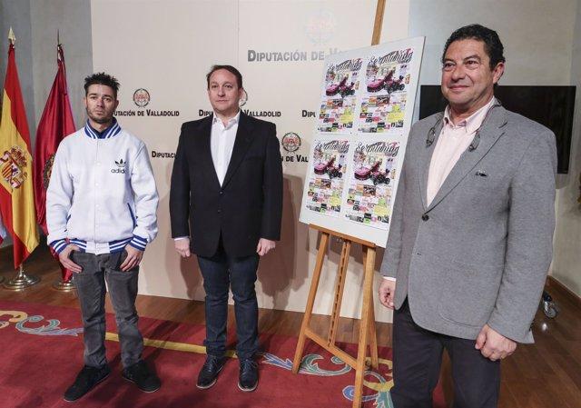 Valladolid. Presentación de la I Concentración de vehículos tunning
