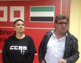 CCOO cifra en 2.500 los casos anuales de enfermedad profesional en Extremadura encubiertos como común
