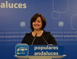 """Virginia Pérez no ve """"garantías"""" para votar """"con transparencia"""" en el PP de Sevilla"""