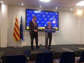 """Campuzano (PDeCAT) no augura """"mucho recorrido"""" a la moción de censura de Podemos"""
