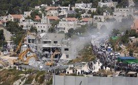 Israel planea construir 15.000 nuevas viviendas en la colonia judía de Jerusalén Este