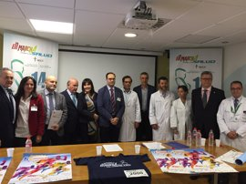 La V Carrera Popular 'En marcha por la salud' se celebrará el 14 de mayo en Sevilla
